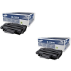 Original Samsung ML-2850B Black Twin Pack High Capacity Toner Cartridges (SU654A)