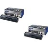 Original Samsung MLT-D111S Black Twin Pack Toner Cartridges (SU810A)