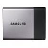 Original Samsung T3 USB 3.1 2TB External Solid State Drive (MU-PT2T0B/EU)