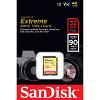 Original SanDisk Extreme 32GB Class 10 SDHC Memory Card (SDSDXVE032GGNCIN)