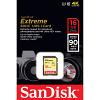 Original SanDisk Extreme Class 10 16GB SDHC Memory Card (SDSDXNE016GGNCIN)