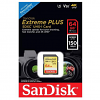 Original SanDisk Extreme Plus Class 10 64GB microSDXC Memory Card (SDSDXW6064GGNCIN)