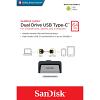 Original SanDisk Ultra 64GB Type C USB 3.1 Dual Flash Drive (SDDDC2-064G-G46)