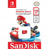 Original SanDisk 128GB Nintendo Switch microSDXC Memory Card (SDSQXAO-128-GNCZ)