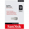 Original SanDisk Ultra Luxe 32GB Silver USB 3.1 Flash Drive (SDCZ74-032G-G46)
