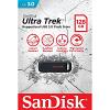 Original SanDisk Ultra Trek 128GB Black USB 3.0 Flash Drive (SDCZ490-128G-G46)