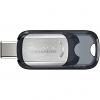 Original SanDisk Ultra 128GB Black USB Type-C 3.1 Flash Drive (SDCZ450-128G-G46)