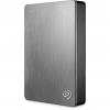 Original Seagate Back Up Plus Silver 4TB 2.5inch USB 3.0 External Hard Drive (STDR4000900)