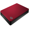Original Seagate Back Up Plus Red 4TB 2.5inch USB 3.0 Portable External Hard Drive (STDR4000902)
