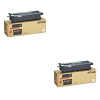 Original Sharp AR-M450LT Black Twin Pack Toner Cartridges