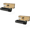 Original Sharp MX-235GT Black Twin Pack Toner Cartridges (MX-235GT)