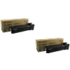 Original Sharp MX206GT Black Twin Pack Toner Cartridges (MX206GT)