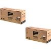 Original Sharp MXB20GT Black Twin Pack Toner Cartridges (MXB20GT)