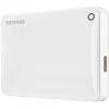 Original Toshiba Canvio Connect II 1TB USB 3.0 External Hard Drive (HDTC810EW3AA)