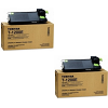 Original Toshiba T-1200E Black Twin Pack Toner Cartridges (6B000000085)