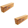 Original Toshiba T-1640E Black Twin Pack Toner Cartridges (T-1640E5K)