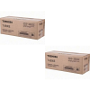 Original Toshiba T-3500E Black Twin Pack Toner Cartridges (60066062050)