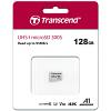 Original Transcend Class 10 128GB microSDXC Memory Card (TS128GUSD300S)