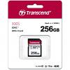 Original Transcend 256GB SD Memory Card (TS256GSDC300S)
