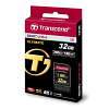 Original Transcend 32GB Ultimate UHS-II SDHC Memory Card