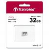 Original Transcend 32GB MicroSD Memory Card (TS32GUSD300S)