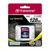 Original Transcend Class 10 128GB SDXC Memory Card (TS128GSDXC10)