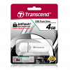 Original Transcend JetFlash 4GB USB 2.0 Flash Drive (TS4GJF620)