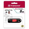 Original Transcend JetFlash 590 8GB USB 2.0 Flash Drive (TS8GJF590K)