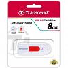 Original Transcend JetFlash 590 8GB USB 2.0 Flash Drive (TS8GJF590W)