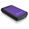 Original Transcend StoreJet 25 H3 1TB 2.5in USB 3.0 External Hard Drive (TS1TSJ25H3P)