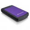 Original Transcend StoreJet 2TB Portable USB 3.0 External Hard Drive (TS2TSJ25H3P)