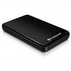 Original Transcend StoreJet 25A3 500GB 2.5inch USB 3.0 External Hard Drive (TS500GSJ25A3K)