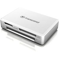 Original Transcend Gen 1 USB 3.1 Multifunctional Card Reader (TS-RDF8W2)