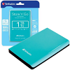 Original Verbatim 53174 Store 'n' Go 1TB USB 3.0 Green External Hard Drive