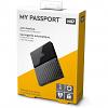 Original Western Digital 1TB Elements USB 3.0 External Hard Drive (WDBUZG0010BBK-WESN)