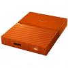 Original Western Digital My Passport Orange 2TB USB 3.0 External Hard Drive (WDBS4B0020BOR-WESN)