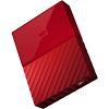 Original Western Digital My Passport Red 2TB USB 3.0 External Hard Drive (WDBS4B0020BOR-WESN)