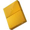 Original Western Digital My Passport Yellow 2TB USB 3.0 External Hard Drive (WDBS4B0020BOR-WESN)
