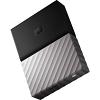 Original Western Digital My Passport Ultra Black/Grey 2TB USB 3.0 External Hard Drive (WDBFKT0020BGY-WESN)