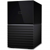 Original Western Digital My Book Duo Black 6TB USB 3.1 External Hard Drive (WDBFBE0060JBK-EESN)