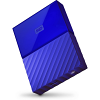Original Western Digital My Passport Blue 4TB USB 3.0 External Hard Drive (WDBYFT0040BBL-WESN)