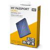 Original Western Digital My Passport Ultra 4TB Blue USB 3.0 External Hard Drive (WDBFTM0040BBL-WESN)