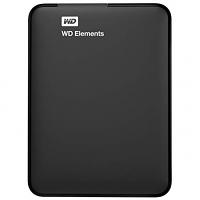 Original Western Digtial Elements 500GB External Hard Drive (WDBUZG5000ABKWE)
