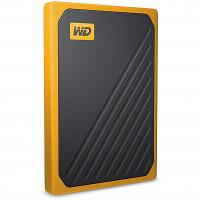 Original Western Digital My Passport Go 500GB External SSD Drive (WDBMCG5000AYT-WE)