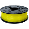 Original XYZprinting Yellow 1.75mm PLA 3D Filament Cartridge (RFPLAXEU00E)