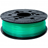 Original XYZprinting Clear Green 1.75mm 600g PLA 3D Filament Cartridge (RFPLAXEU01C)