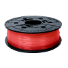 Original XYZprinting Red 1.75mm 600g PLA 3D Filament Cartridge (RFPLAXEU03K)