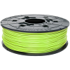 Original XYZprinting Neon Green 1.75mm PLA 3D Filament Cartridge (RFPLAXEU0AE)