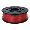Original XYZprinting Red 1.75mm PLA Refill 3D Filament Cartridge (RFPLBXEU02D)