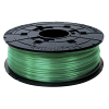 Original XYZprinting Clear Green 1.75mm PLA Refill 3D Filament Cartridge (RFPLBXEU04A)